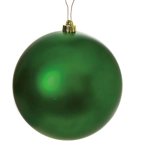 """J-1122028"""" Green Matte Ball"""
