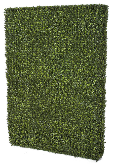 "48"" Long x 8"" Wide x 65"" Height Outdoor Boxwood Hedge"