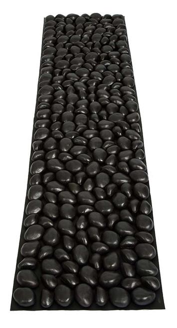 4' Long x 1' Wide Rock Mat Sheet Fire Retardant