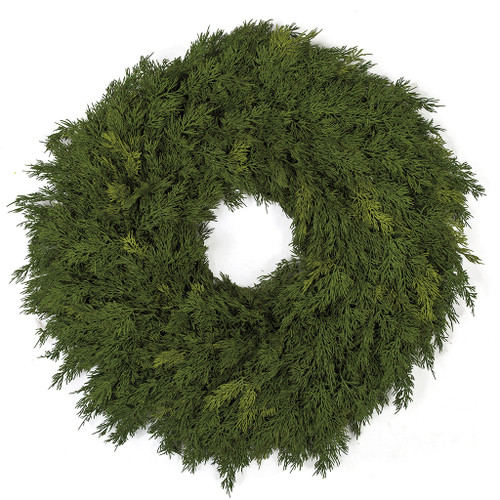A-184310 Mixed Pine Wreath