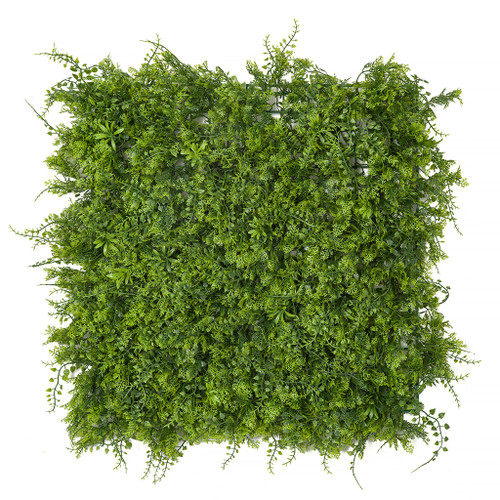 "A-182680 20"" Mixed Foliage Fern Mat"