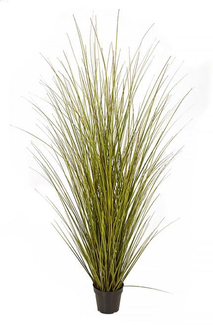 """A-184680 60"""" PVC Onion Grass Mixed Green/Light Green/Rust/Yellow"""