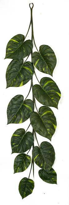 6' Large Leaf Pothos Garland
