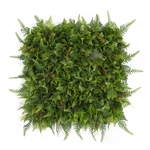 "A-185575 - Regular  20"" X 20"" Fern Mat"