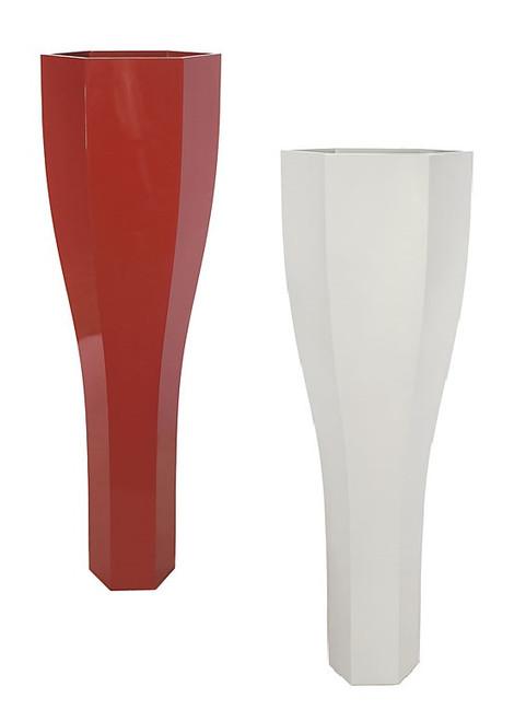 Matte or Gloss White  Gloss Red