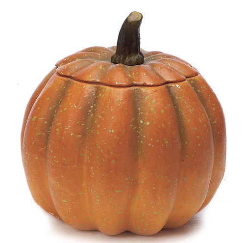 "PF-60255 5.5"" Foam Pumpkin Planter"
