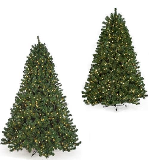 Fluff-Free Virginia Pine Trees