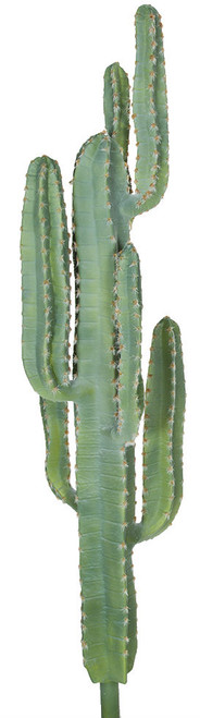 "A-195592 54"" Light Desert Saguaro Cactus Green with Light Beige Needles"