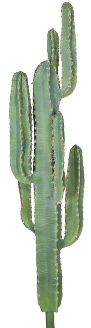 "A-195592 54"" Light Desert Saguaro Cactus Green with Light Beige Needles"