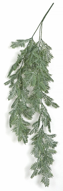 "30.5"" Hanging Hemlock Spray"
