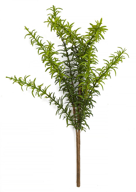 "13.5"" Artificial Rosemary Spray"