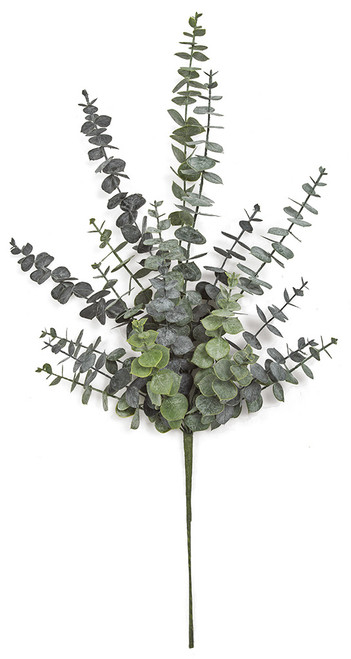 "28"" Eucalyptus Spray Green/Grey"