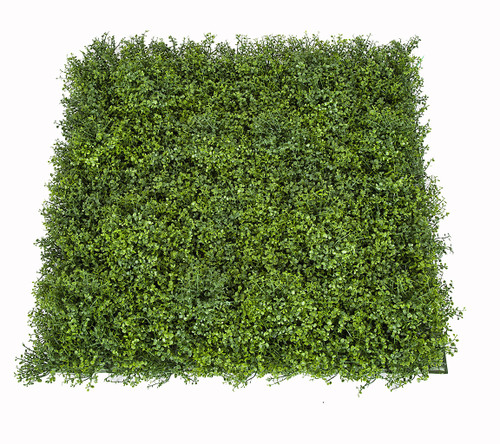 "20"" x 20"" FR/UV Moss Wall Mat"