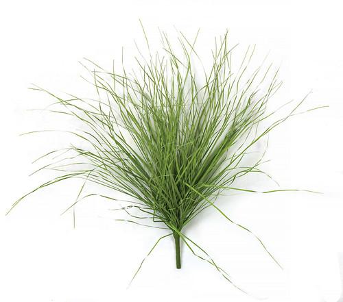 """26"""" Light Green PVC Wild Grass"""