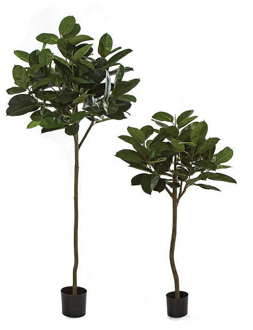 5' or 7' FireSafe Rubber Trees