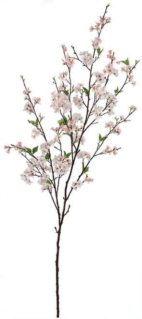 P-140180 5' Light Pink Cherry Blossom Branch