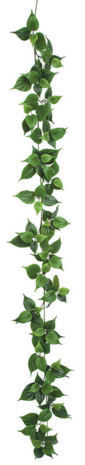 6' FireSafe Philodendron Garland
