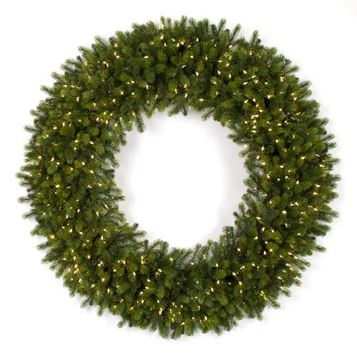 """C-172304 60"""" Allegheny Fir Wreath"""