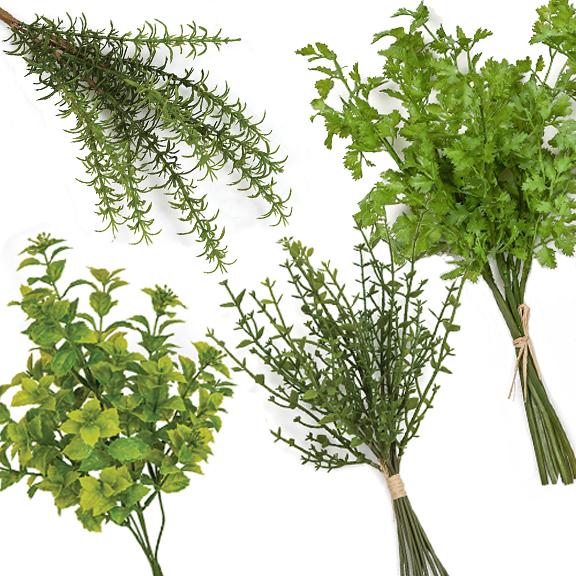 Artificial Herb Foliage
