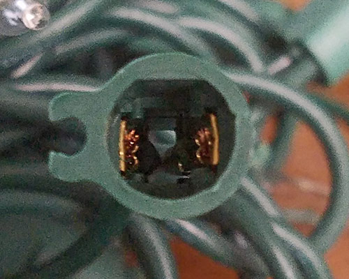 Cooper Wire Connection