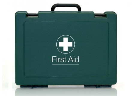 First Aid Kit Supplies Check