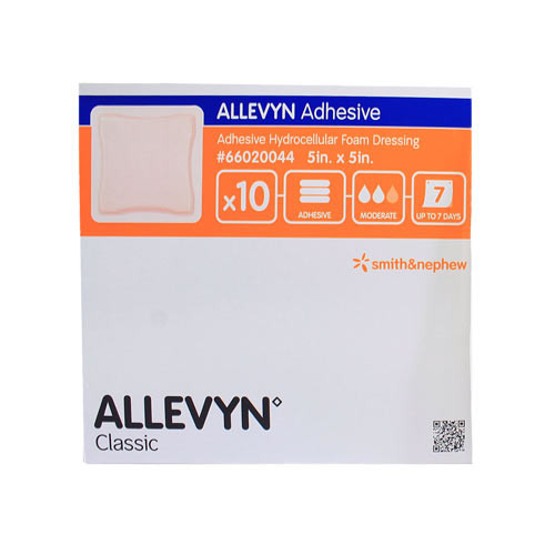 Buy Allevyn Adhesive Dressing. Allevyn Adhesive Sterile Foam Dressing. Buy Online From Medical Dressings the UK's Favourite Online Medical Shop.