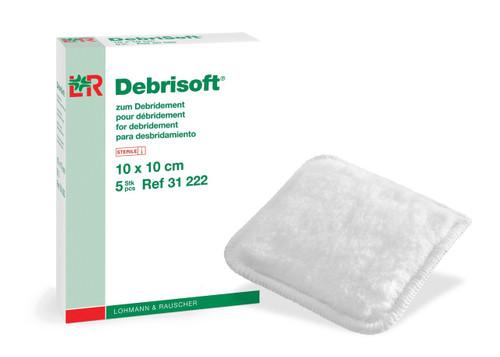 Debrisoft Debridement Pads 10cmx10cm