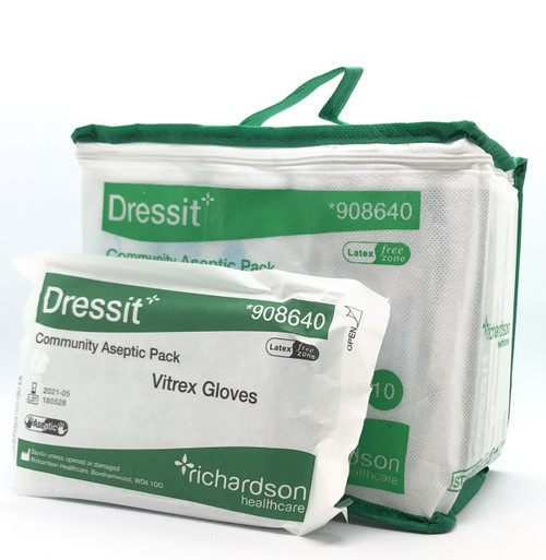 Buy Dressit Sterile Community Pack  To Reduce Spread Of Infection During Dressing Change . Buy Online From Medical Dressings the UK's Favorite Online Medical Shop.