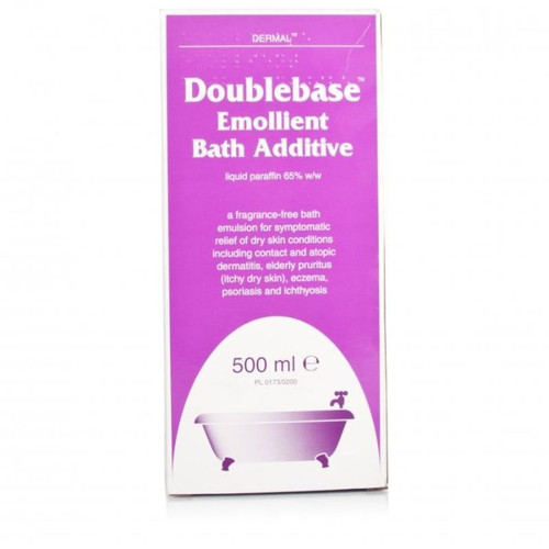 Doublebase Emollient Bath Additive (500ml) For Eczema and Dry Skin Conditions