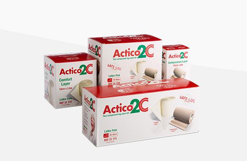 Actico 2c Leg and Limb Ulcer Bandage Kit