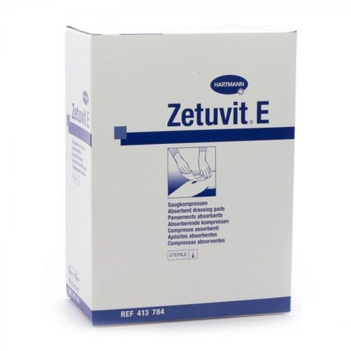 Buy Zetuvit E Sterile Super Absorbent Dressing By Hartmann  . Buy Online From Medical Dressings the UK's Favorite Online Medical Shop.