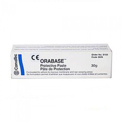 Buy Orabase Protective Paste 30g For Mouth And Stoma Care . Buy Online From Medical Dressings the UK's Favorite Online Medical Shop.