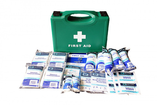 First Aid Catering Kit HSE 1-10 Person