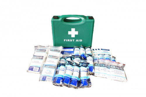 First Aid Catering Kit HSE 1-20 Person