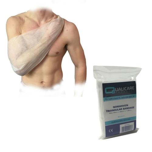 Non-Woven First Aid Triangular Bandage