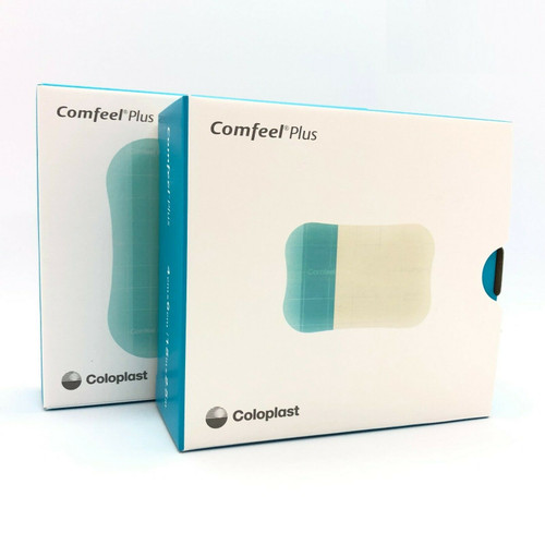 Comfeel Plus Ulcer Dressing (Coloplast)
