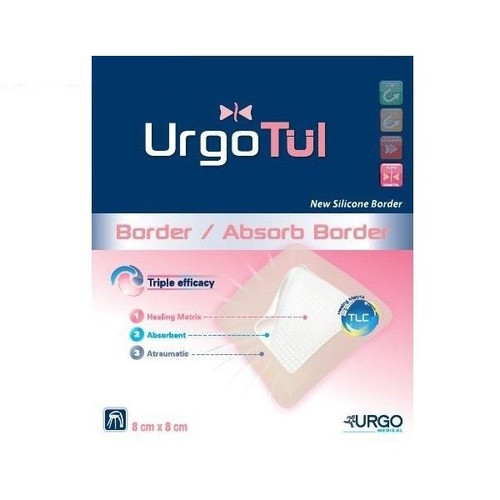 Urgotul Absorb Border Dressings