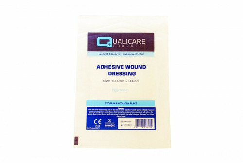 Adhesive Sterile Wound Dressings