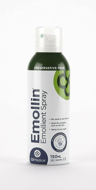 Emollin Spray For Dry Skin & Eczema