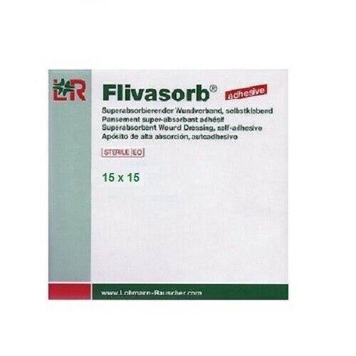 Flivasorb Adhesive Wound Dressing