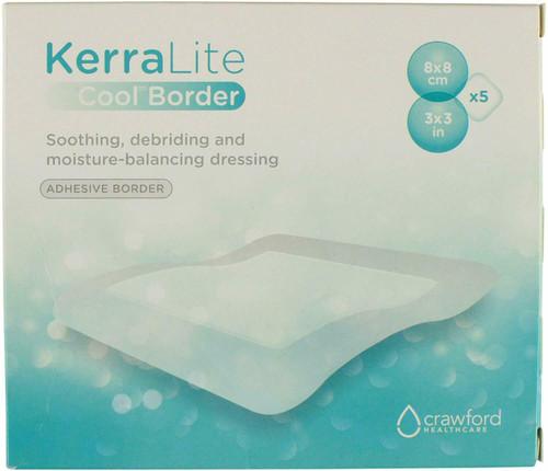 Kerralite Cool Adhesive Border Dressing