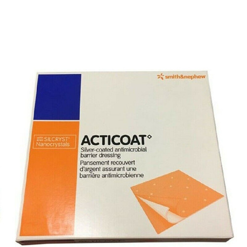 Acticoat Silver Antimicrobial Barrier Dressing