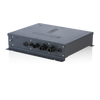 Deep Impact (DI-FFAMP), a high-powered 2kW/3kW amplifier that connects to the internal TruEcho CHIRP™ Fish Finder. But if that's not enough, Deep Impact allows you to connect a 5kW or 10kW transducer with the BT-5.