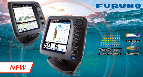 Furuno NEW FCV 588 Price and Product information