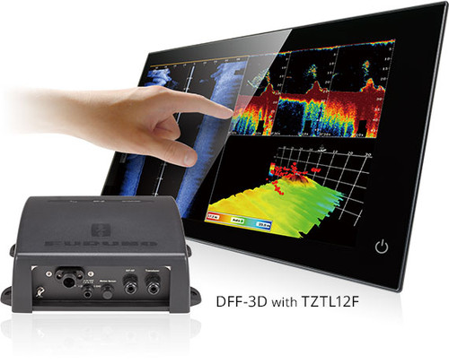 Furuno Dff3d Sonar - super clear vision with customisable views and see our blog for Furuno dff3d Sonar reviews.