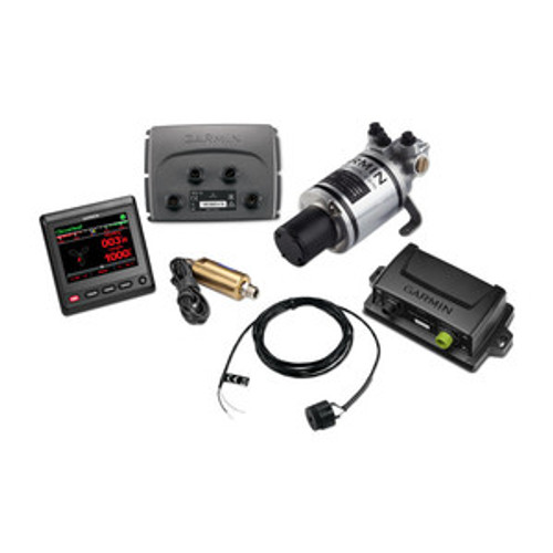 Garmin Compact Reactor™ 40 Hydraulic Autopilot with GHC™ 20 and Shadow Drive™ Technology Pack For Sale