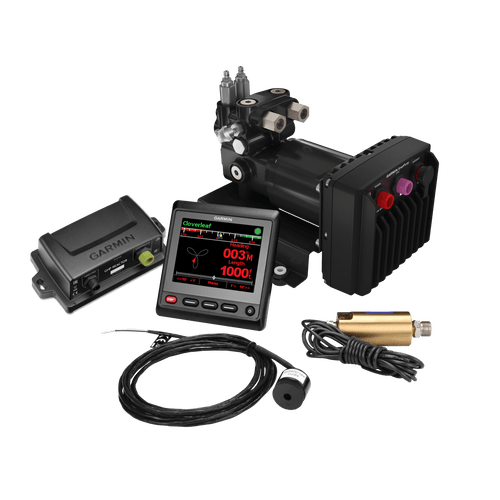 Garmin Reactor™ 40 Hydraulic Corepack with SmartPump and GHC™ 20