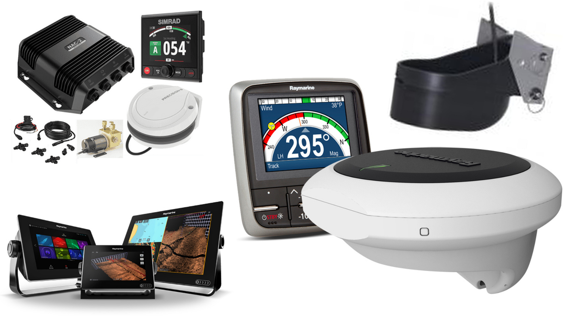 Looking for Boat Electronics?  All You need to know in one place