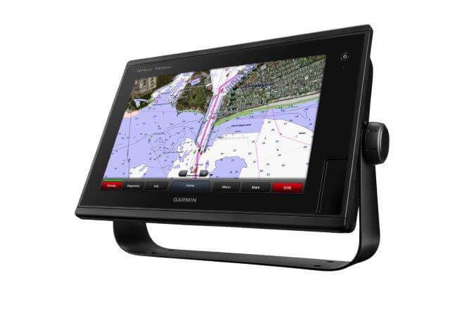 Garmin GPSMAP 7412xsv in Pictures