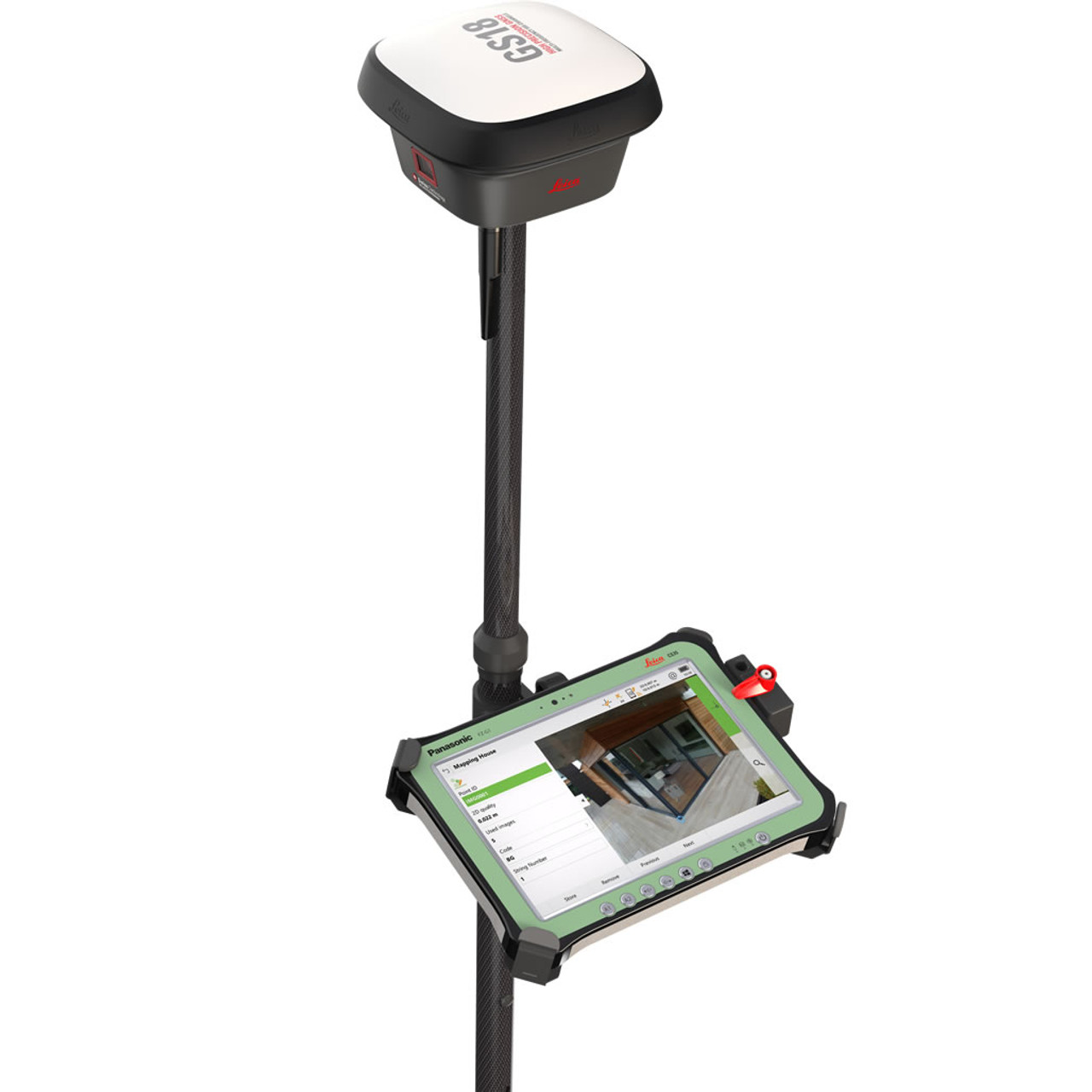 Leica GS18 I GNSS RTK Rover